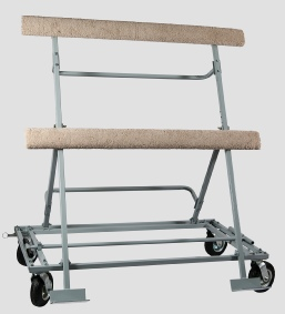 The Heavy Duty Warehouse Dollie is made from 1¼\u201d square steel tubing. It is our most heavy duty cart yet with a weight capacity of 900 pounds.  sc 1 st  Home & Heavy Duty Warehouse Dollie