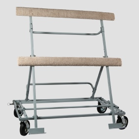 The Heavy Duty Warehouse Dollie is made from 1¼u201d square steel tubing. It is our most heavy duty cart yet with a weight capacity of 900 pounds. & Heavy Duty Warehouse Dollie pezcame.com